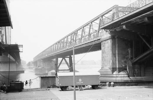 Brückenumbau
