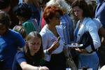 Bratwurst auf dem Flohmarkt