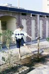 Fuß-Dusche