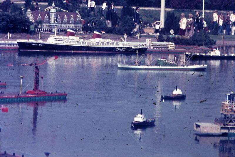 ausflug, Besucher, Breitscheid, Düsseldorf, Miniatur, Miniaturpark, minidomm, park, ratingen, schiff