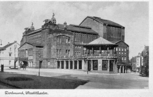 Dortmund, Stadttheater