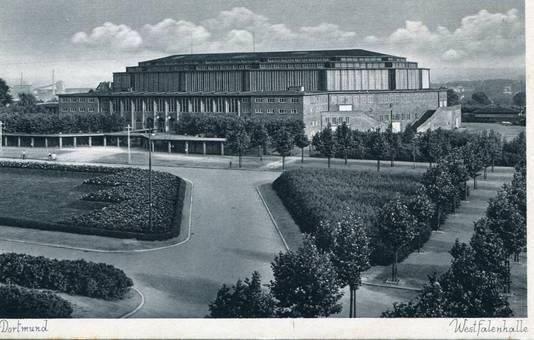 Dortmund, Westfalenhalle