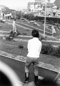 Minigolf-Park