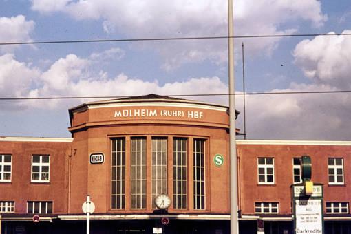 Hauptbahnhof Mülheim