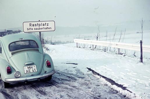 """""""Rastplatz bitte sauberhalten"""""""