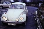 Im VW Käfer