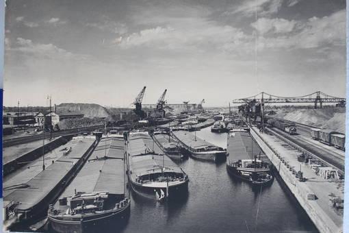 Hafen Grimberg
