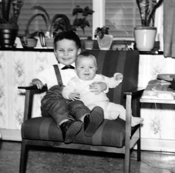 Auf dem Sessel