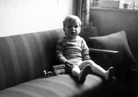 Auf der Couch