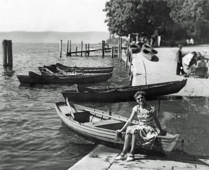 Am Ufer des Bodensees