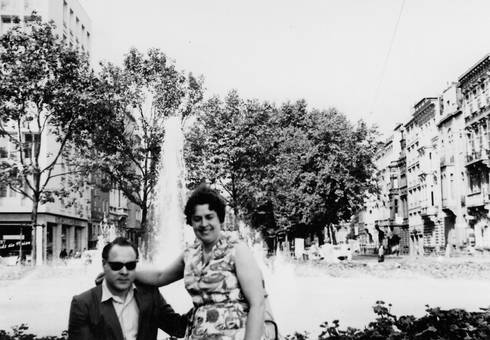 Auf dem Kölner Ring 1962