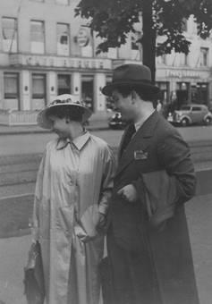 Neumarkt in Köln 1936