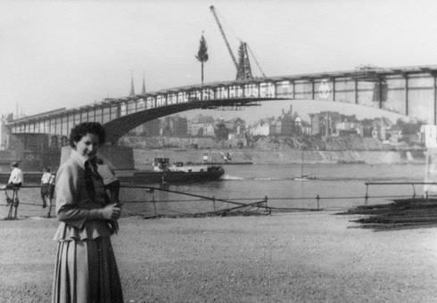 Richtfest am Rhein