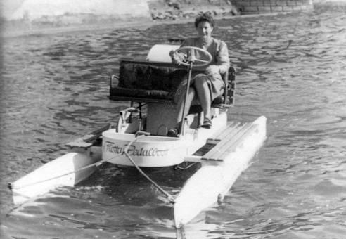 Pedalboot