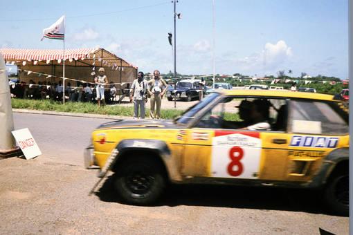 Safari Rallye