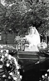 Braut ist da