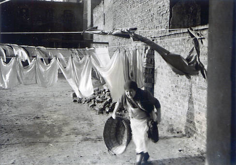 Große Wäsche