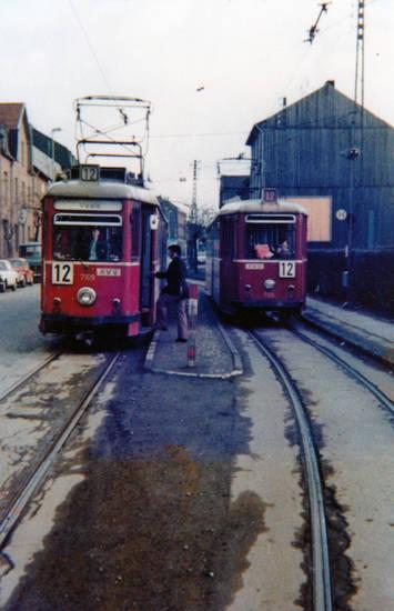 Aachen, Gleis, Haltestelle, linie 12, passagier, stadtbahn, Straßenbahn, straßenbahnlinie