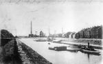 Auf dem  Rhein-Herne-Kanal