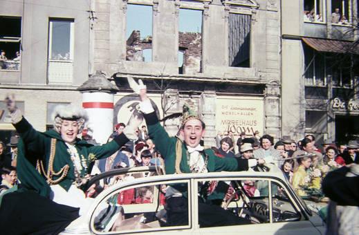 Karneval in Aachen