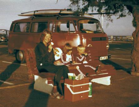 Urlaub 1981