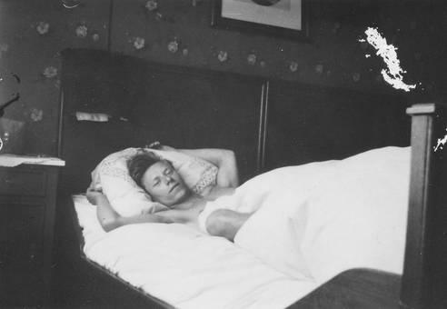 Im Bett