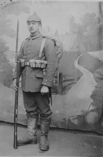 1. Weltkrieg, krieg, soldat, Uniform, uniformiert