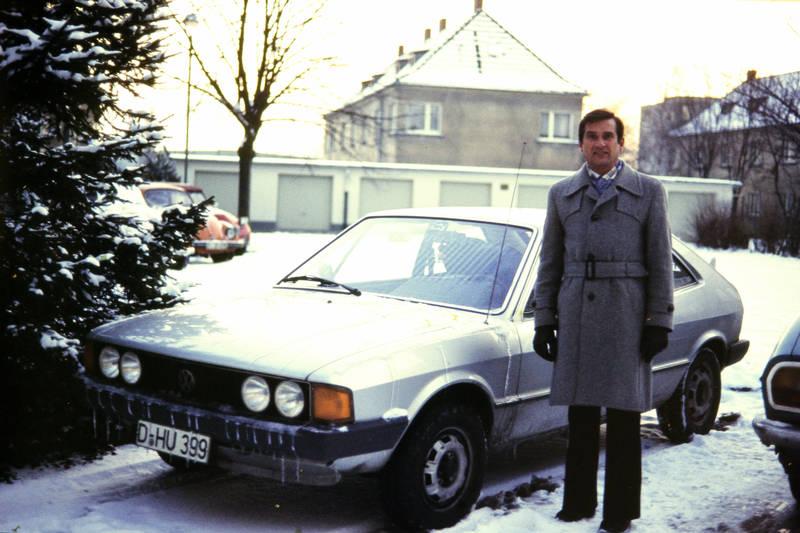 auto, Handschuh, Kennzeichen, KFZ, mantel, PKW, schnee, vw, VW Scirocco, VW-scirocco, winter