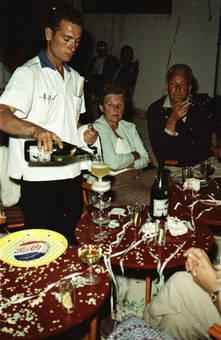 Champagnerturm