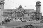 Der Bahnhof / 1946