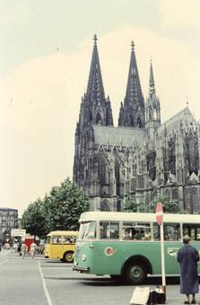 Busparkplatz am Dom
