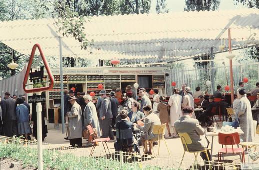 Bar im Rheinpark