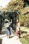 Im Garten der Villa Carlotta