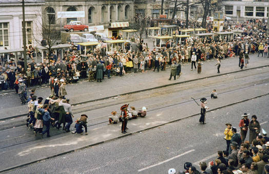 Straßenkarneval