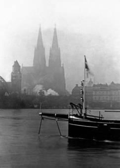 Auf dem Rhein