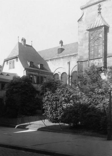 1920er, Katholisch, kirche, köln, romanisch