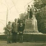 Adolf Kolping Denkmal Köln