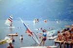 Surfen am Ossiacher See