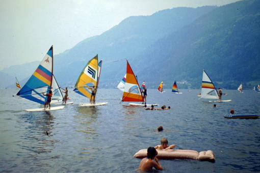 Surfkurs Ossiacher See