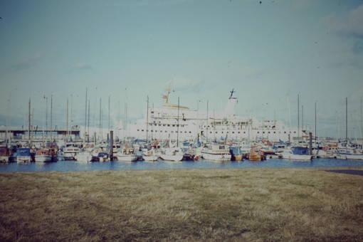 Seeschiffe Cuxhaven