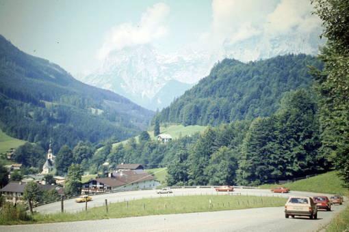 Ramsau und Alpenstraße