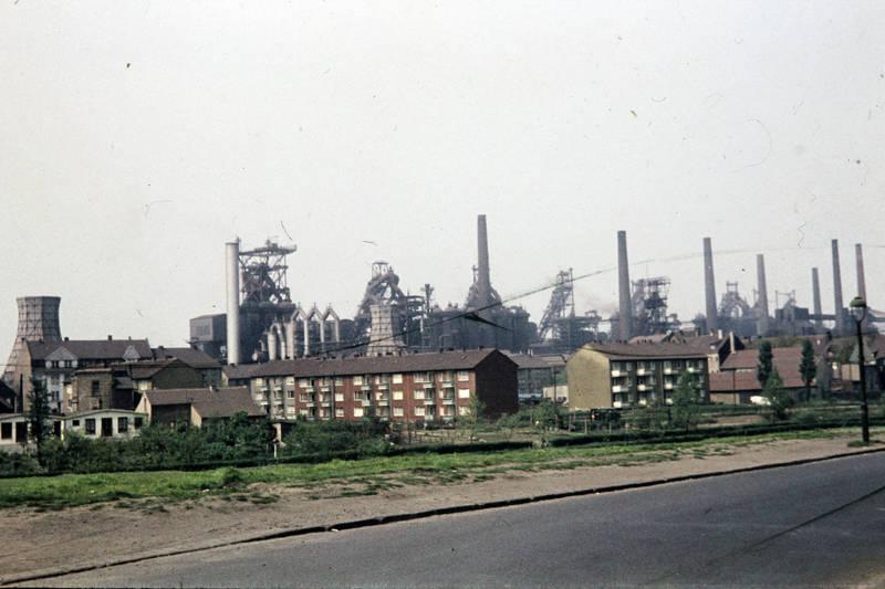 Firma, industrie, industriegebiet, stahlbau, stahlbauunternehmen, Stahlwerk, Thyssen, ThyssenKrupp, unternehmen