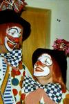 Karneval Clowns