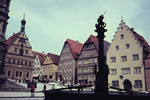 Rothenburg ob der Tauber.