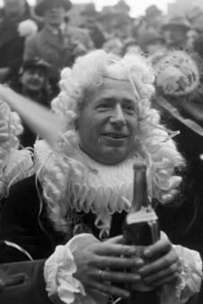 Karneval in Düsseldorf 1937