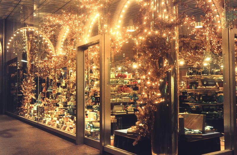 4711, 4711 Echt Kölnisch Wasser, Adventszeit, Deko, Dekoration, geschäft, kölnisch Wasser, schaufenster, Weihnachten