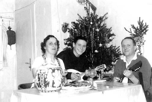 Weihnachten 1961