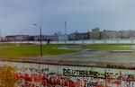 Die Mauer am Potsdamer Platz