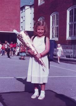 Einschulung 1983
