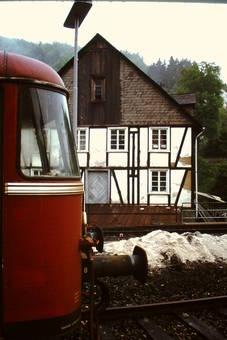VT 98 im Wildenburgerland